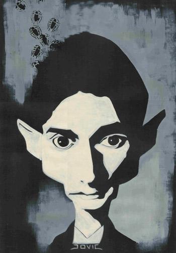 Franz Kafka par jovic772